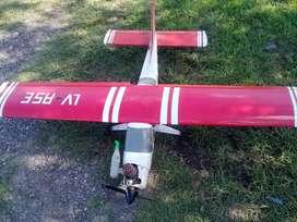 Cessna 172 aeromodelismo