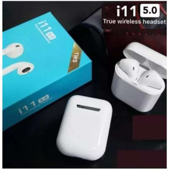 Audifonos AirPods I11 Tws Bluetooth 5.0 Tactil (2020) 0