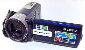 FILMADORA SONY DCR-SX45 PRECIO NEGOCIABLE