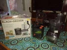 Procesadora de Alimentos Black AND Decker