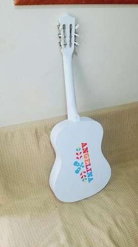 Guitarras de Coco Se Hacen a Medida