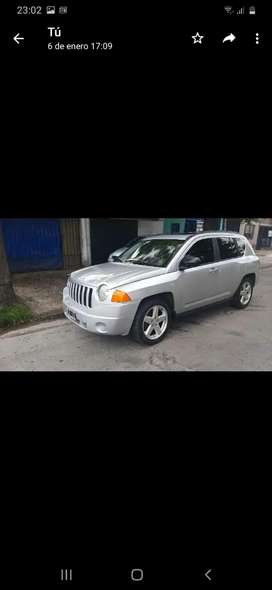 Vendo jeep compass Limited (2009)