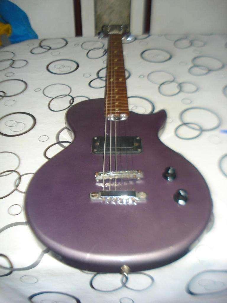 Guitarra Electrica Vintage Folkast De Los 70s Maciza Impecab