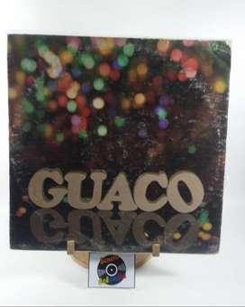 Lp Vinyl disco de acetato - Guaco - Sonero Colombia