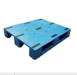 Pallet STD 6000 plataforma basa (9304) plástico de primera.