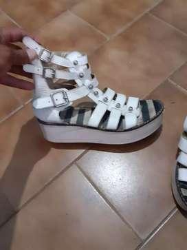 Zapato zandalia viamo