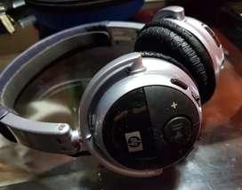 Audífonos Bluetooth Hp