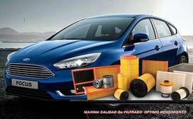 Kit De 4 Filtros Ford Focus 2 Y 3 1.6 Y 2.0