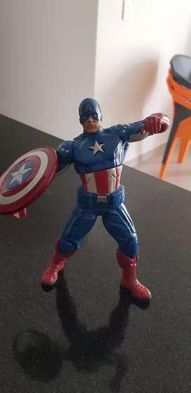 Capitan america figura accion 26 cm