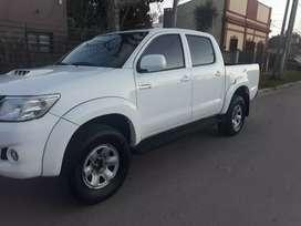Toyota Hilux diesel 2015