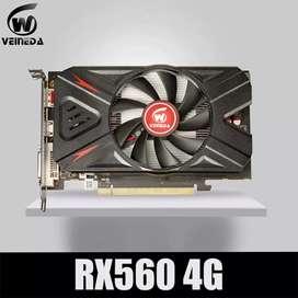 Gráfica RX 560 4GB DDR5