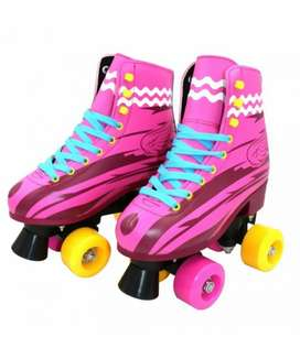 PATINES PINK SOY LUNA
