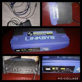 Vendo Linksys Routers