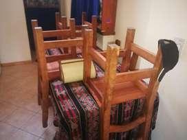Muebles de Alagarrobo