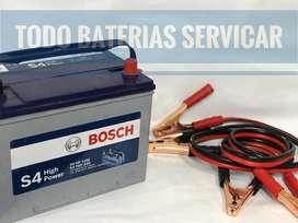 Baterias Bosch desde 60