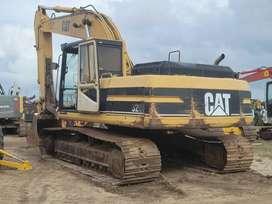 Excavadora Cat Caterpillar 325BL. De Importacion