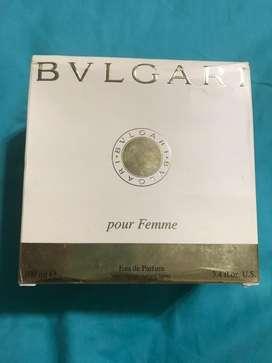 Perfume Bvlgari pour femme