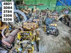 Repuestos para maquinaria pesada