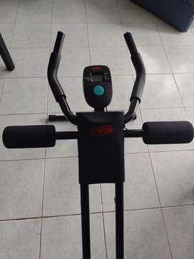 Maquina para trabajar abdominales y Piernas como nueva