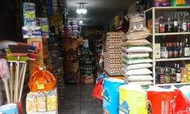 Vendo Negocio Bodega de viveres Mercado Sangolqui muy rentable .45.000