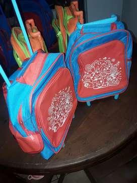 Vendo mochila