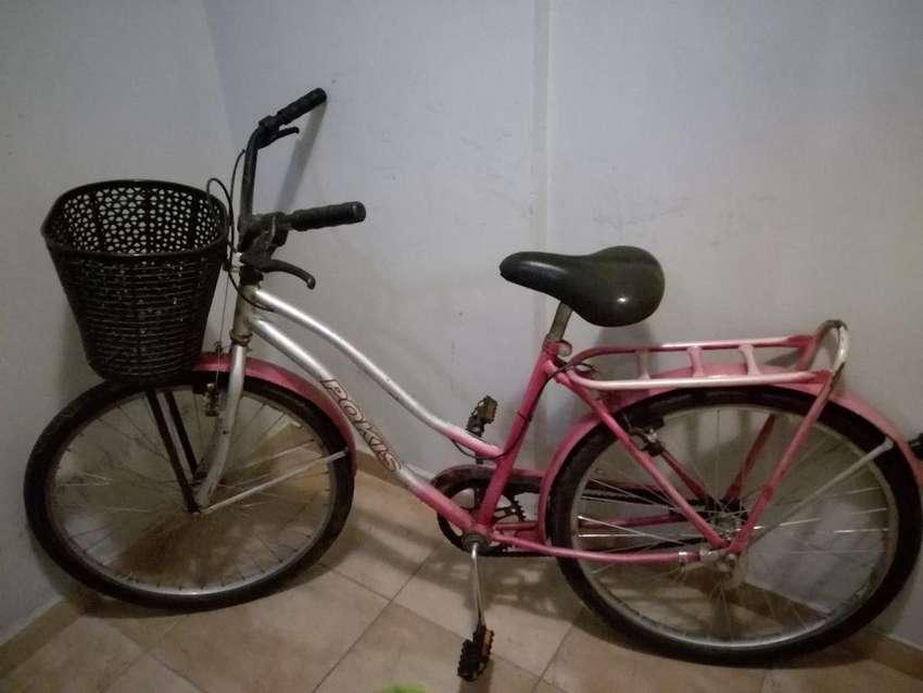Bicicleta con Inflador 0