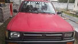 Vendo camioneta Toyota hilux 1996  $ 8500