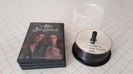 ADIOS Sui Generis DVD ORIGINAL star wars les luthiers y mucho mas