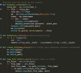 Clases y Proyectos en Python