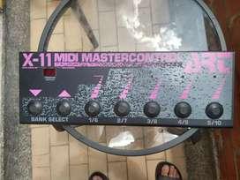 Controlador midi pedal - art