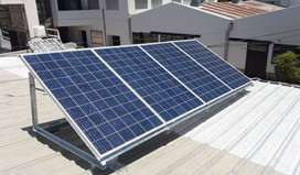 Instalaciones solares fotovoltaicas aisladas