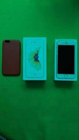 iPhone 6s de 64gb COMPLETO