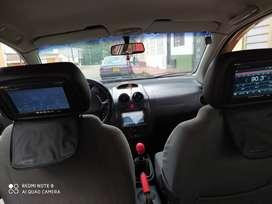 Vendo excelente vehículo, marca Aveo, modelo 2008, tipo sedan, bloqueo central, alarma, vidrios delanteros electricos