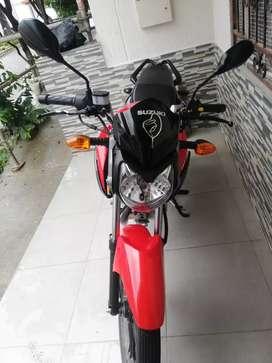 Moto Suzuki  R125 GSX