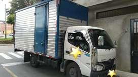 Transporte y mudanzas IBAGUÉ - BOGOTA