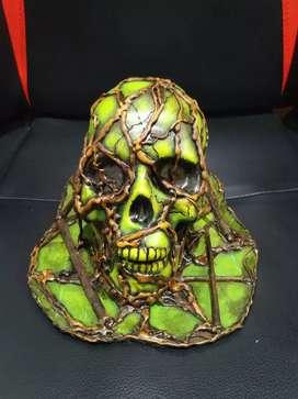 Cráneos decorativos
