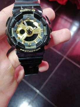 Reloj casio baby-G original