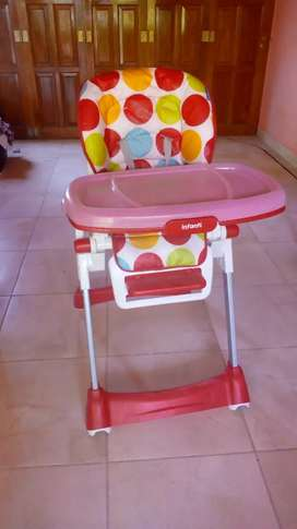 Silla bb impecable