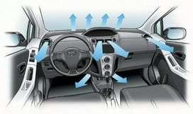 Aire acondicionado del automotor
