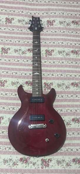 VENDO O PERMUTO  Guitarra Eléctrica PRS SE SANTANA