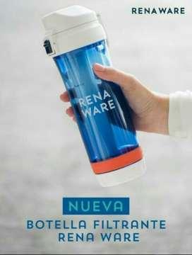 Botella Filtrante Rena Ware Aqua Nano H