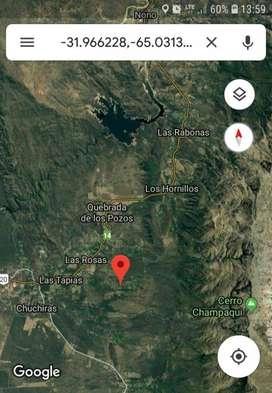 Excelente terreno, mas de 17000 mts2 en el Valle de Traslasierra, Provincia de Córdoba