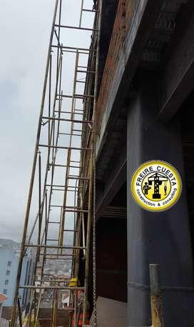 Servicio de planeación y construcción de obras civiles y arquitectónicas