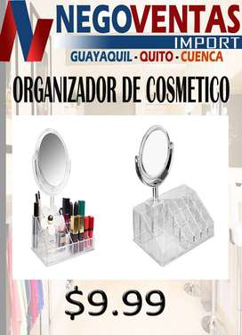 ORGANIZADOR DE COSMETICOS DE BELLEZA OFERTAS