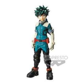 Figura Deku My Hero Academia Banpresto