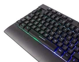 Teclado Gamer HA-K655 BARBARIAN
