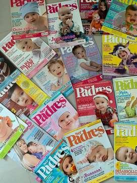 Colección 17 Revistas Ser Padres