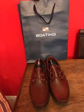 Zapatos nauticos numero 43