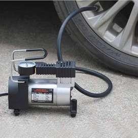 Gratis Envio Compressor AIR Portatil 12v Inflador Mini Bomba