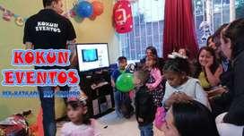 CURSO: ANIMACIÓN DE FIESTAS INFANTILES